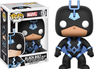 POP Marvel: Inhumans - Black Bolt - (Blue) #191