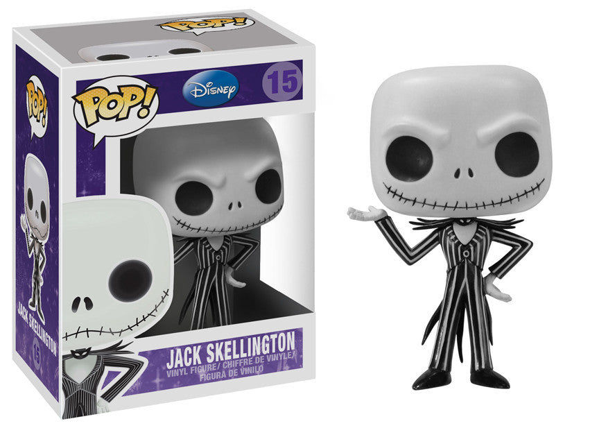 POP Disney: Nightmare Before Christmas -  Jack Skellington #15