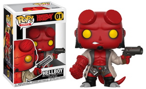 POP Movies : Hellboy #01