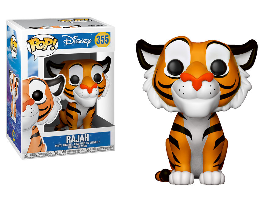 POP Disney: Aladdin - Rajah  #355