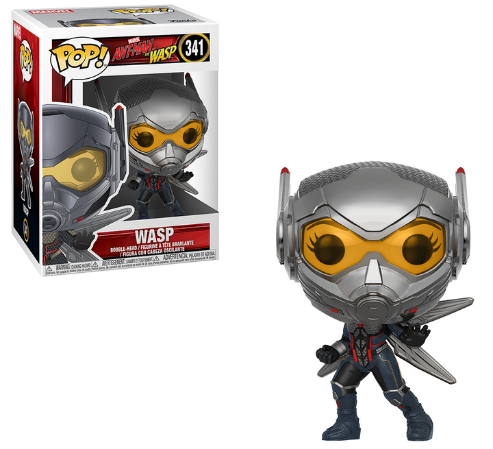 POP Marvel: Ant-Man & The Wasp - Wasp #341