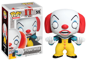 POP Movies : IT - Pennywise #55 - ColeccionablesMX