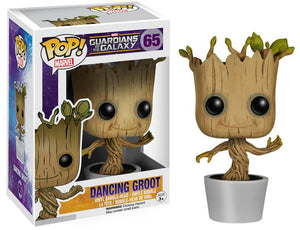 POP Marvel: Guardians of the Galaxy - Dancing Groot #65