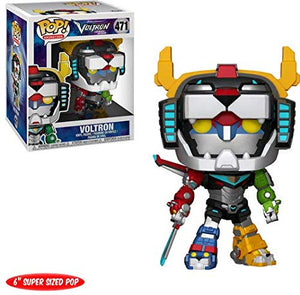 "POP TV:  Voltron 6"" (15.24cm) #471"