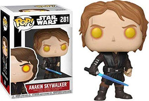 POP Star Wars : Anakin Skywalker Dark Side EXCLUSIVO #281
