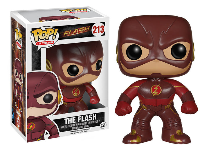 POP TV: The Flash #213 - ColeccionablesMX