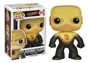 POP TV: The Flash - Reverse Flash #215 - ColeccionablesMX