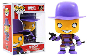 POP Marvel: Deadpool - Madcap #158