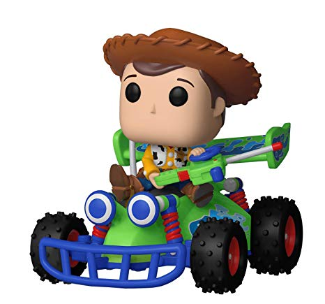 POP Rides: Disney -Woody With RC #56