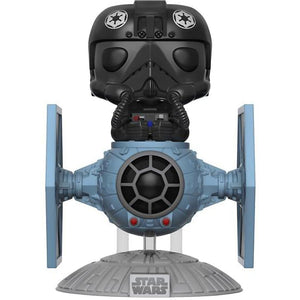 POP Rides: Star Wars - Tie Fighter with Tie Pilot #221