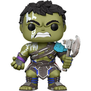 POP Marvel: Thor Ragnarok - Hulk Exclusivo Walmart #241