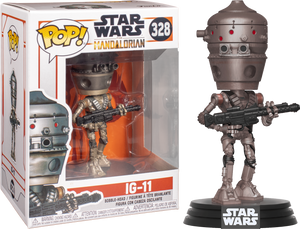 POP Star Wars : The Mandalorian - IG-11 #328