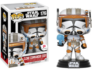 Pop Star Wars: Clone Commander Cody Exclusive #176