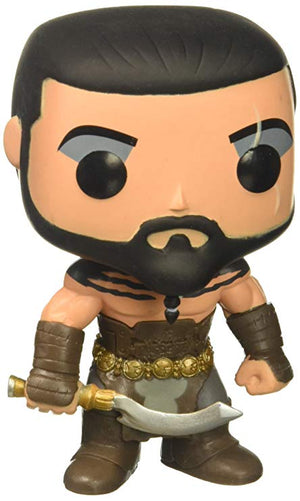 POP GOT: Game Of Thrones - Khal Drogo #04