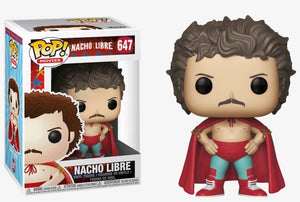 POP Movie: Nacho Libre #647
