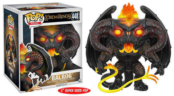 "POP Lord of the Rings - Balrog  6""(15.24cm) #448"