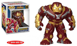 "POP Movies: Hulkbuster AIW 6""(15.24cm) #294"