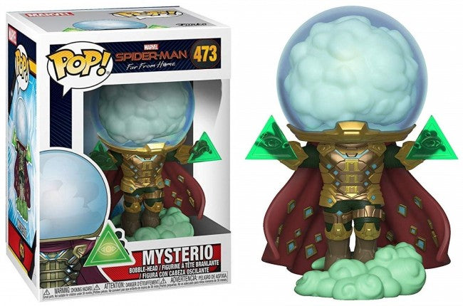 POP Marvel: Spiderman FFH - Mysterio #473