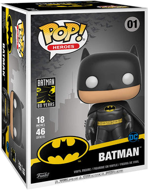 "POP 18"" BATMAN 80 YEARS - BATMAN #01"