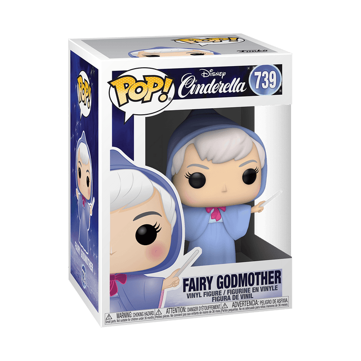 POP CINDERELLA - FAIRY GODMOTHER #739