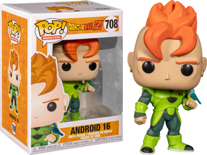 POP DRAGON BALL Z - ANDROID 16 #708