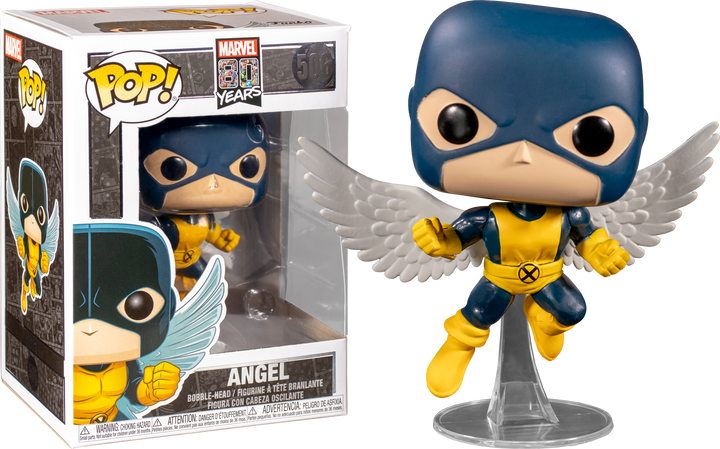 POP Marvel: 80th - Angel #506