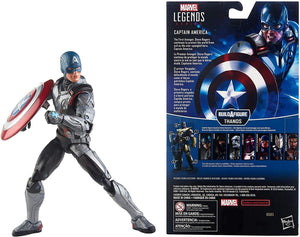 Marvel Legends Captain America  Endgame