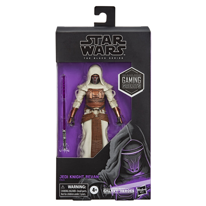 STAR WARS The Black Series  Jedi Knight Revan