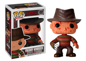 POP Movies : A Nightmare on Elm Street - Freddy Kreuger #02 - ColeccionablesMX
