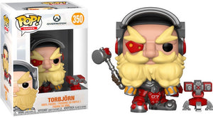 Pop Games: Overwatch - Torbjörn #350