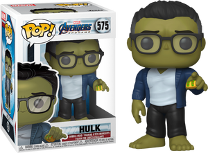 POP Marvel: Endgame - Hulk w Tacos #575