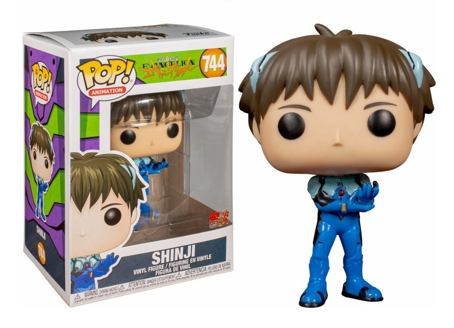 POP EVANGELION SHINJI IKARI #744