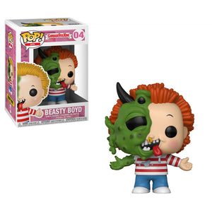 POP GARBAGE PAIL KIDS BEASTY BOYD #04