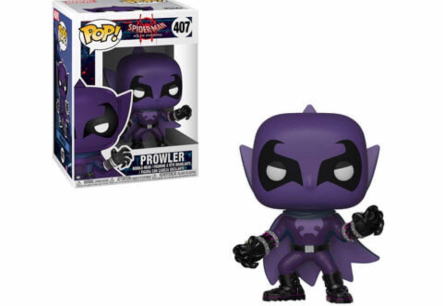 POP MARVEL SPIDER MAN ITS PROWLER #407