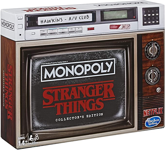 Monopoly Stranger Things Collector´s Edition