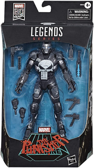 Marvel Legends 80th Aniversario War Machine (The Punisher Variant)