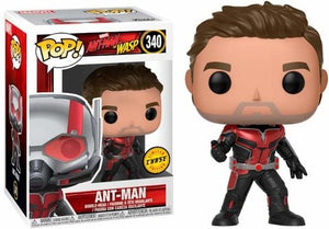 POP Marvel: Ant-Man & The Wasp - Ant Man (Chase) #340