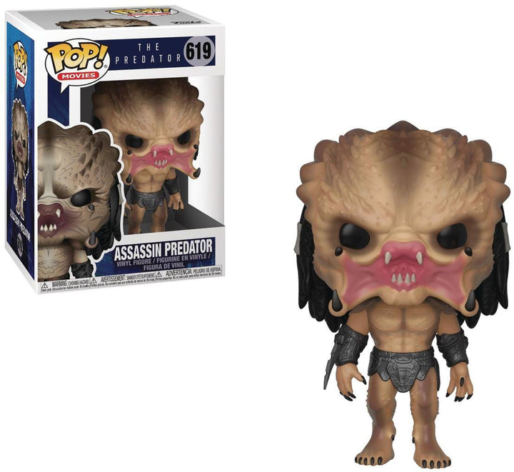 POP Movies : The Predator - Assassin Predator #619
