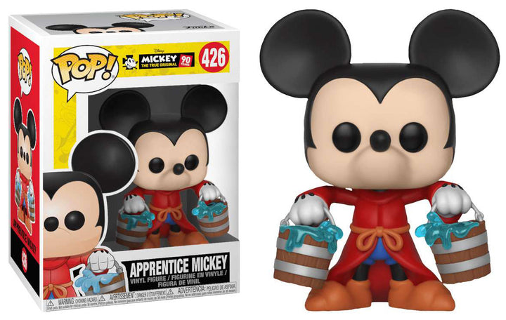 POP Disney: Mickey's 90th Birthday - Apprentice Mickey #426