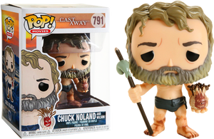 Pop Movies: Cast Away - Chuck with Wilson #791