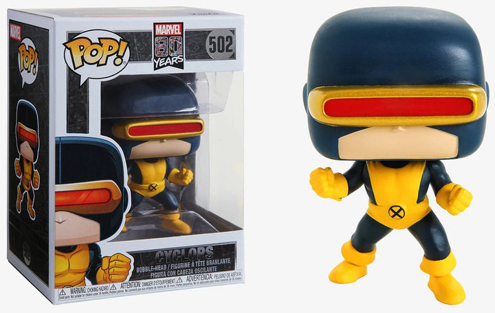 POP Marvel: 80th - Cyclops #502