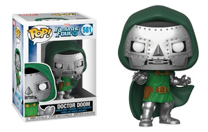 POP Marvel: Fantastic Four - Doctor Doom #561