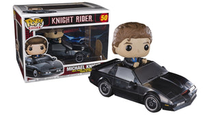 POP Rides: TV - Knight Rider - Michael whit Kitt #50