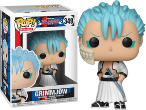 POP Animation: Bleach - Grimmjow (w/ Sword) #349