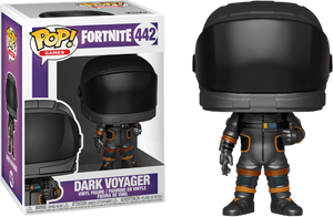 POP Games : Fortnite Series 1 - Dark Voyager # 442