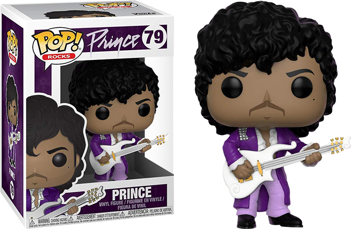POP Rocks: Prince - Prince (Purple Rain) #79