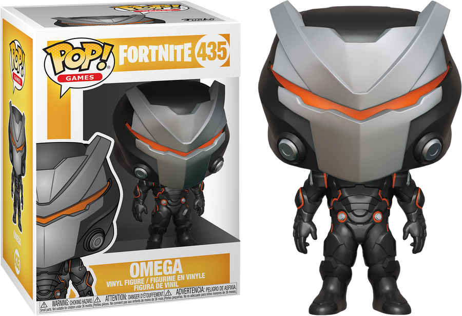 POP Games : Fortnite Series 1 - Omega # 435