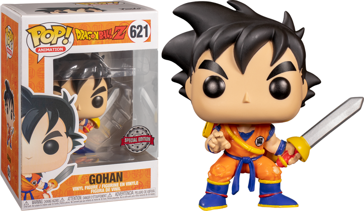 POP DRAGON BALL Z - GOHAN #621 SPECIAL EDITION