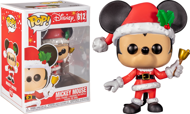 POP Disney: Mickey Mouse Holiday #612