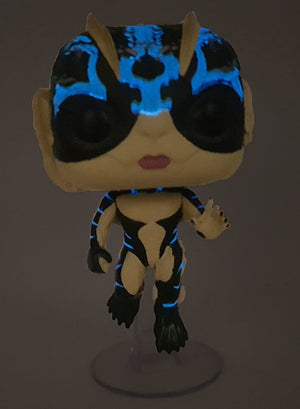 POP MOVIES: TSOW - Amphibian Man (Glow in the Dark) (Chase)  #637